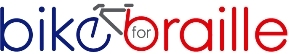 bike for braille logo