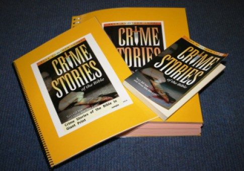 Crime Stories of the Bible