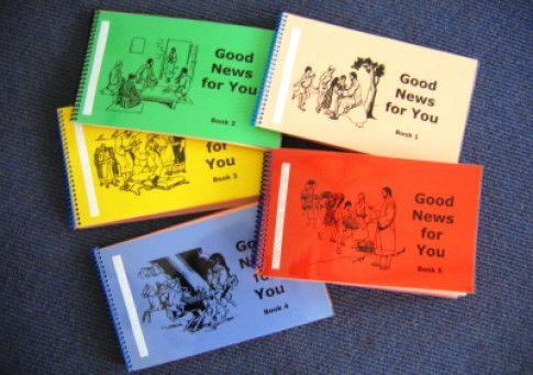 New Reader Series - Good News for You